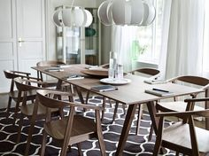 Dining Room Table Finds | Laurel & Wolf | Ikea