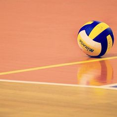 Just Volleyball.
