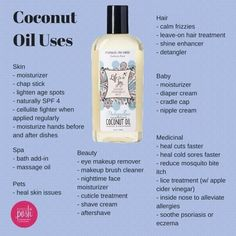 Coconut oil is awesome!   jennylovesposh.com