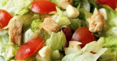 Tasty, Yummy Food, Almond Cookies, Gluten Free Cookies, Cobb Salad, Potato Salad, Food Processor Recipes, Bacon, Easy Meals