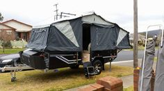 BRAND NEW CAMPER FOR HIRE 2016 Lincoln LX Camper (Goulburn) - Caravan and Camping Hire AUS