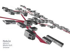 "Check out new work on my @Behance portfolio: ""Module City"" http://on.be.net/1JiTdck"