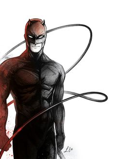 Galerie de superhéros méchants ou gentils mâles - Gallery of male bad or kind superheroes