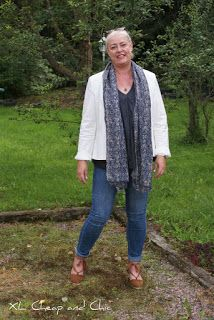 XL Cheap & Chic: Rentoa työpukeutumista - Casual and relaxed for th...