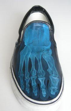 X Ray vans