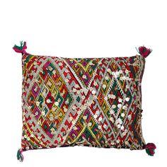 moroccan, kilim, pillow, boho