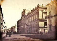 Palacio de Mineria - Ciudad de México (1880)