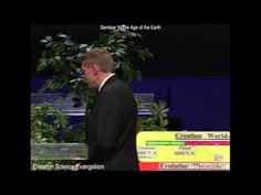 The Kent Hovind Creation Seminar (1 of 7): The Age of the Earth - YouTube