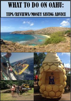 What to do on Oahu. A guide for your Trip to Honolulu Hawaii