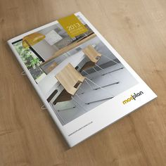 Brochure Design, Magazine Rack, Colours, Marketing, Storage, Kitchen, Furniture, Home Decor, Cooking