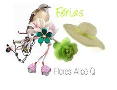 """férias flores hhbrasil"" by hhbrasil on Polyvore featuring moda e Blugirl"