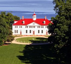 Places to visit in Virginia: George Washington's Mount Vernon