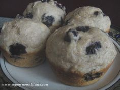 weight watchers recipe for blueberry lemon muffins. #marshacollins #loveyourhome #homeimprovement