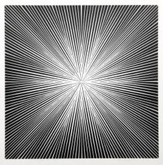 Roy Ahlgren. Energia I, 1969. http://opart.tumblr.com/post/71219799065/roy-ahlgren-energia-i-1969-screenprint-buy