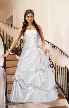 Elena-Nina Dobrev-Vampire Diaries #WeddingDressEdit ♡