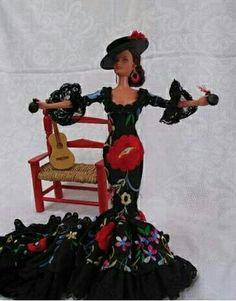 Barbye bailaora flamenca