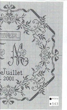 Cross Stitch Borders, Simple Cross Stitch, Cross Stitch Samplers, Cross Stitch Animals, Cross Stitch Flowers, Cross Stitching, Cross Stitch Embroidery, Wedding Cross Stitch Patterns, Modern Cross Stitch Patterns