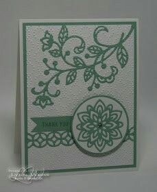 Stampin Up Flourishing Phases