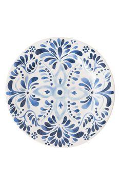 Iberian Journey Ceramic Salad/Dessert Plate