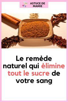 Le remède naturel qui élimine tout le sucre de votre sang #sang #sucre #remede #naturel #santé