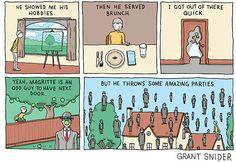 My neighbor Magritte pt.2