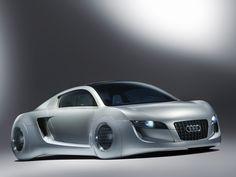 The Most Stylish 25 Futuristic Cars