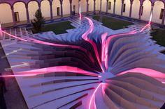 Twirl/ Zaha Hadid Architects