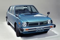 Honda Civic 1 (1972-1979)