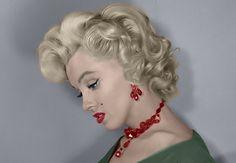 Marilyn monroe | marilyn monroe *Colorizations* | marilyn monroe | Flickr
