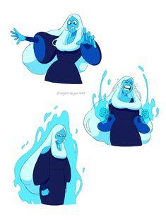 Some blue diamond! Mad sad blue mom lol she looked sooo good in reunited! 😭💕👌🏻👌🏻👌🏻