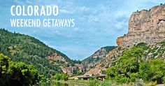 Looking for amazing Colorado weekend getaways to explore in gorgeous fall weather? Where to go, what to pack, fall festivals, and more, we've got it!