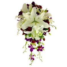 rose and orchid bouquet - Google Search