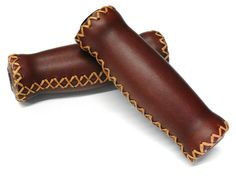 Details about BROWN Bike Bicycle Handlebar Leather Like Grip Grips x Beach Cruiser Leather Bicycle, Motorcycle Leather, Bicicletas Raleigh, Bike Shelter, Cafe Racer Parts, Bike Cover, Bike Leathers, Bike Photo, Touring Bike