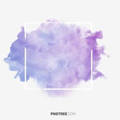 Blog Backgrounds, Purple Backgrounds, Flower Backgrounds, Wallpaper Backgrounds, Frame Floral, Flower Frame, Pastel Watercolor, Watercolor Background, Home Bild