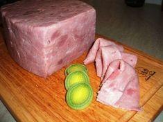 Domácí šunka? Chutná jinak - je z masa! :: Zabijačky