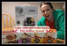 Holiday Gift Guide: NESCAFÉ Dolce Gusto Coffee Machine #sponsored #MC