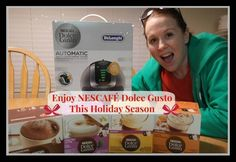 Holiday Gift Guide: NESCAFÉ Dolce Gusto Coffee Machine #sponsored #MC