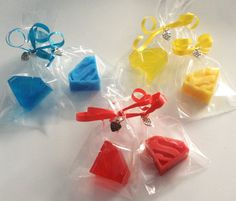 10 x Superman Party Favours Superheros Boys by TheRainbowSensation, £3.49