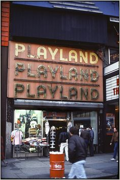 Playland Arcade Times Square