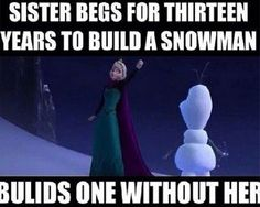 ELSA, YOU MEANIE!!! - 14 Frozen Jokes You'll Only Understand if You're Obsessed with Disney