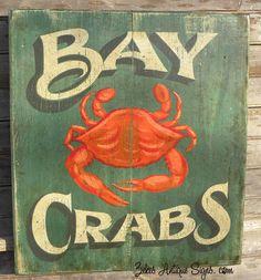vintage sign inspiration