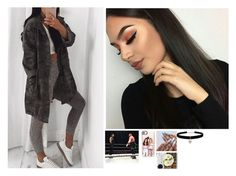 """""""🌨Elle 🌨-WWE Live: Montreal, Canada"""" by banks-on-it ❤ liked on Polyvore featuring Casetify, Betsey Johnson and GET LOST"""