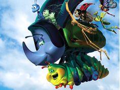 Pixar ~ Ants