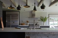 Stylin' kitchens and other spaces by Eric Olsen