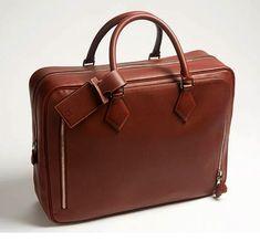 Hermes Men's Victoria Bag, Spring 2012