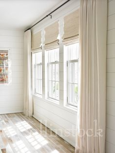 Beautiful Curtain And Window Setup