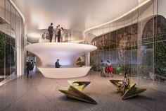 Casa Atlântica | Architect Magazine | Zaha Hadid Architects, Insite Arquitetos, Rio de Janeiro, Brazil, Multifamily, New Construction