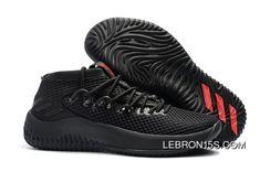 separation shoes e852c 47904 Adidas Dame 4 Core BlackScarlet Bw1518 Dtfeodn Latest