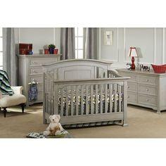 Munire 3 Piece Nursery Set Medford Lifetime Crib 6