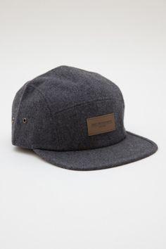693889debc4 gap · OBEY - Auxilary 5 Panel Wool Hat